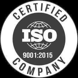 Certified Company Logo